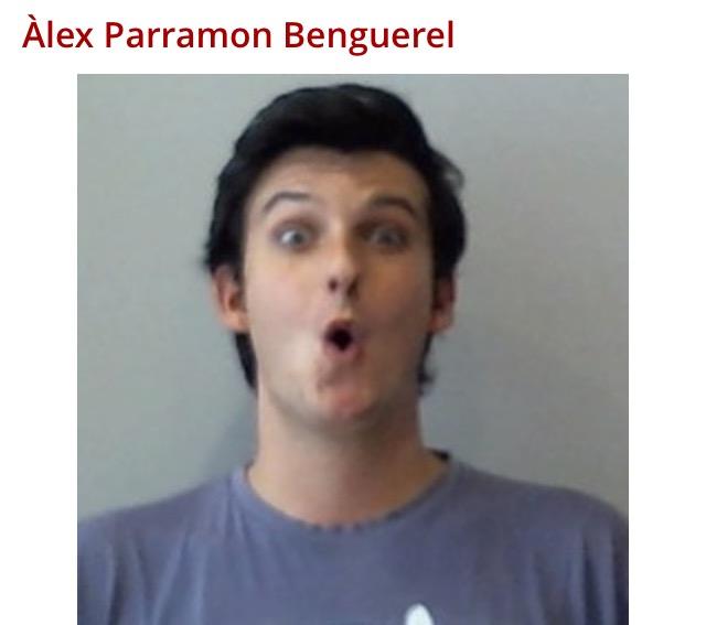 Àlex Parramon Benguerel